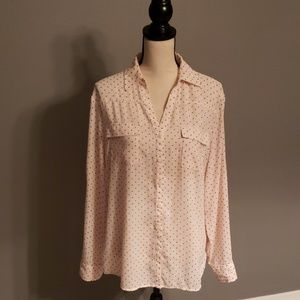 NY&C Semi Sheer Top Size XL